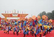 2013汤河川满族民俗风情节端午开幕