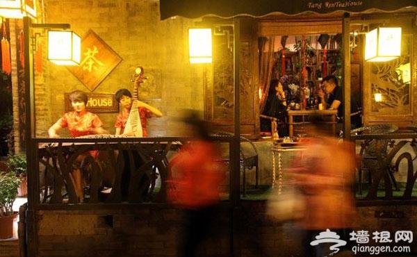 北京什刹海文化旅游节开幕 带你古今西城穿越游