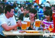 2013顺义啤酒节在奥林匹克水上公园开幕 主打亲民价