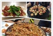 撮吧 吃老北京的炙子烤肉