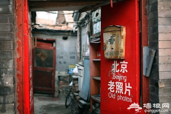 """北京精神穷游-迷失在""""新旧混血""""的南锣鼓巷"""