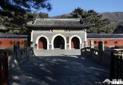 北京首个佛教主题邮局落户潭柘寺