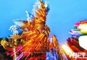 北京园博园昨宣布增设周末夜场