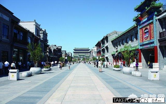 2013第四届前门文化节下周开幕 市民可免费停车6小时[墙根网]