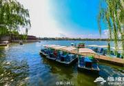 北海寻秋季最美的北京