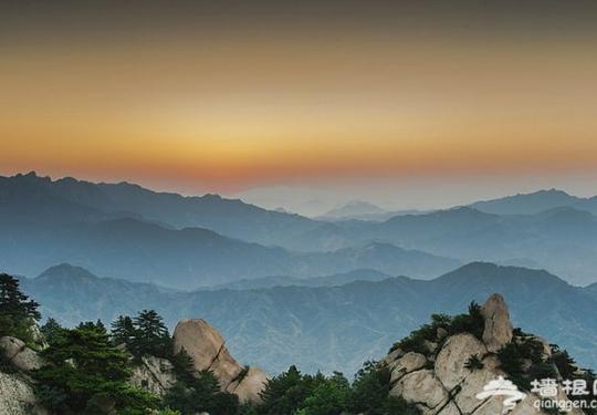 行摄六里坪北京周边好去处