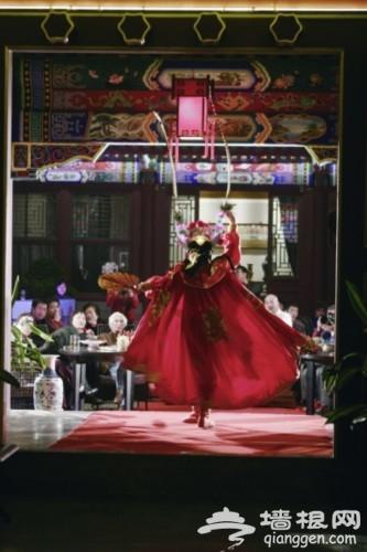 紫檀酒店:什刹海里最初的老北京[墙根网]
