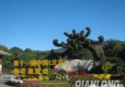 2013北京菊花文化节在北京植物园内举办