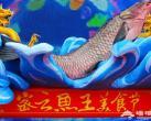 2013密云鱼王美食节全鱼宴