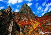秋季登燕山之巅雾灵山 赏色彩斑斓的油画世界