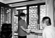 煦園賓館 住四合院享老北京文化