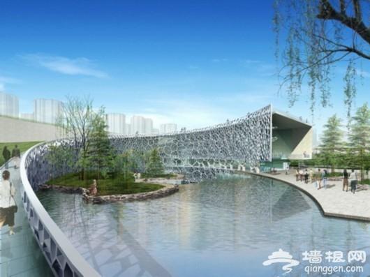 上海自然博物馆新馆明年开门迎客