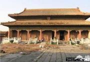 故宫慈宁宫寿康宫修缮完工 明年对外首次开放