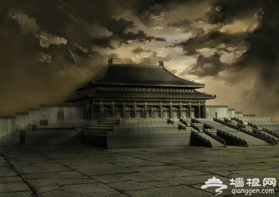 北京故宫发生的二十大真实灵异事件[墙根网]