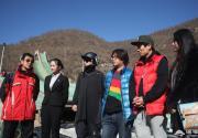 北京静之湖滑雪场12月上旬开滑