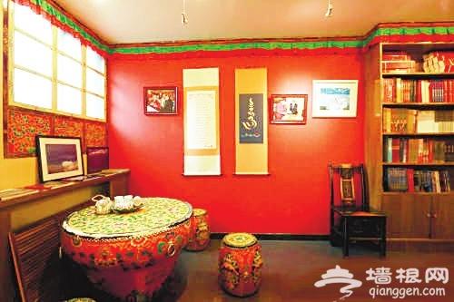 """西藏书店 藏在北京的""""西藏"""""""