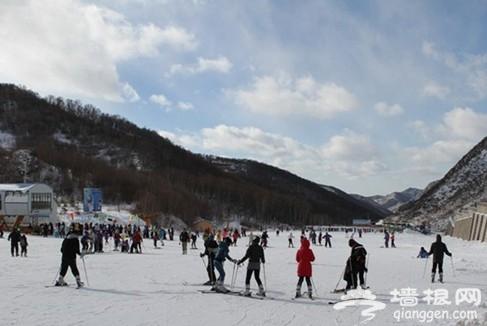 激情冬日 北京出发去崇礼滑雪场攻略[墙根网]