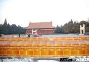 中山公园社稷祭坛今起重开放 蒙古黑铺装新地面