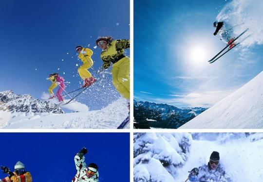 """雪""""色浪漫 冬季滑雪必备必读"""