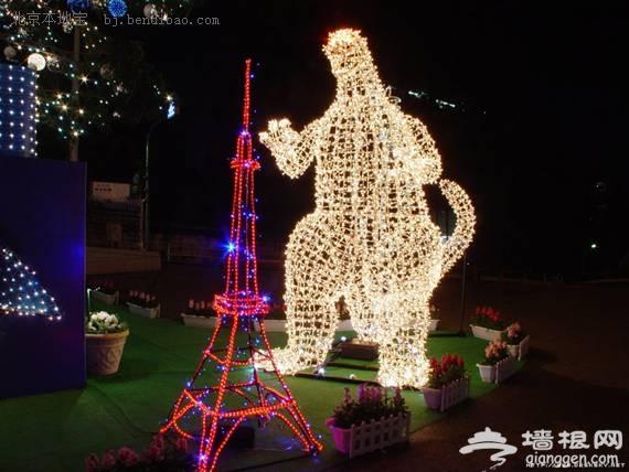 2013北京圣诞节去哪看夜景?最佳圣诞夜景地推荐(组)