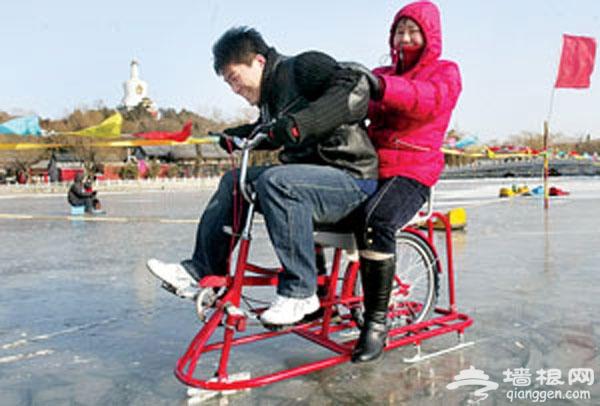 运河冰雪季 踏雪赏冰醉通州