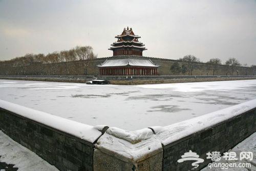 2014年的第一场雪 京城赏雪景十大好去处