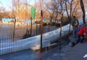 紫竹院公園冰雪節