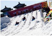 2014第四届龙潭冰雪文化嘉年华 冰雪世界的亲密接触