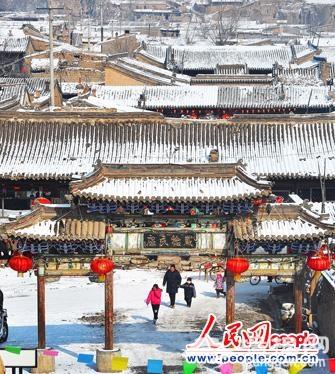 2014蔚县将举办第四届民俗文化旅游节