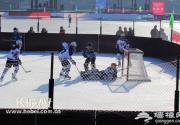 第二届京津蒙冀冰球邀请赛在承德避暑山庄举办