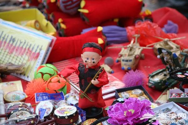 2014大观园第十九届红楼庙会文化活动