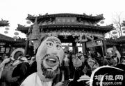 """地坛龙潭今年节俭办庙会:硬""""装修""""少了活动精彩依旧"""