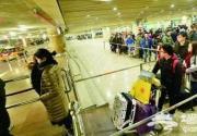 首都机场乘客热衷用软件打车 机场称属违规