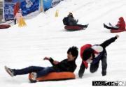 北京初雪挽救温泉滑雪场 幸免于提前关门迎高潮