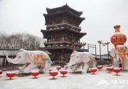 2014西安大唐芙蓉园新春灯会将持续到3月2日