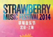 2014北京草莓音乐节五一通州运河公园举办