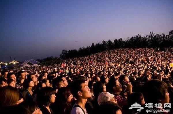 2014北京草莓音乐节,演出阵容史上最强!