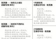 2014北京国际车展公交专线开通 定制班车服务开启