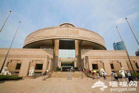 五一免费景点之上海 2014五一上海有哪些免费有好玩的景点