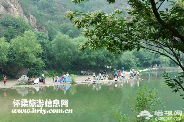 2014黄花城水长城五一活动推荐