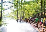 北京植物园樱桃沟重开放
