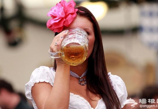 2014顺义燕京啤酒节6月奥林匹克水上公园开幕