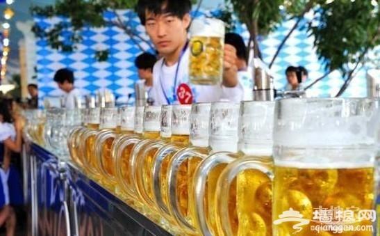 2014北京大兴西瓜节活动之东辛屯乡村啤酒节[墙根网]
