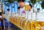 2014北京大興西瓜節活動之東辛屯鄉村啤酒節