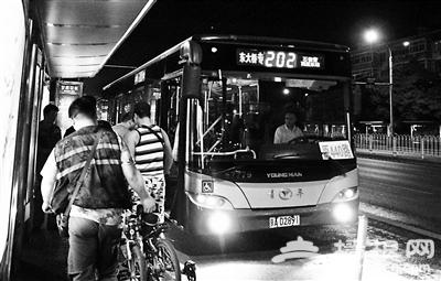 北京公交年内将重新规划夜班线路[墙根网]