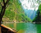 京郊避暑自驾游 延庆后河清凉小天堂