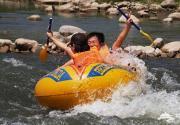 夏日京郊避暑亲水好地方 怀柔白河湾四大漂流地推荐