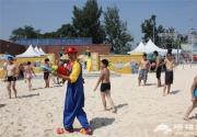2014朝陽公園海洋沙灘節28日開幕