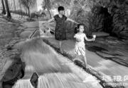走进中华世纪坛3D画开心过暑假