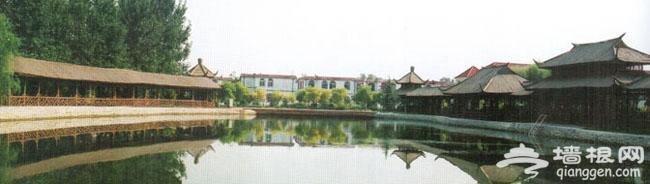 寻找大运河之源 皇木厂民俗旅游村